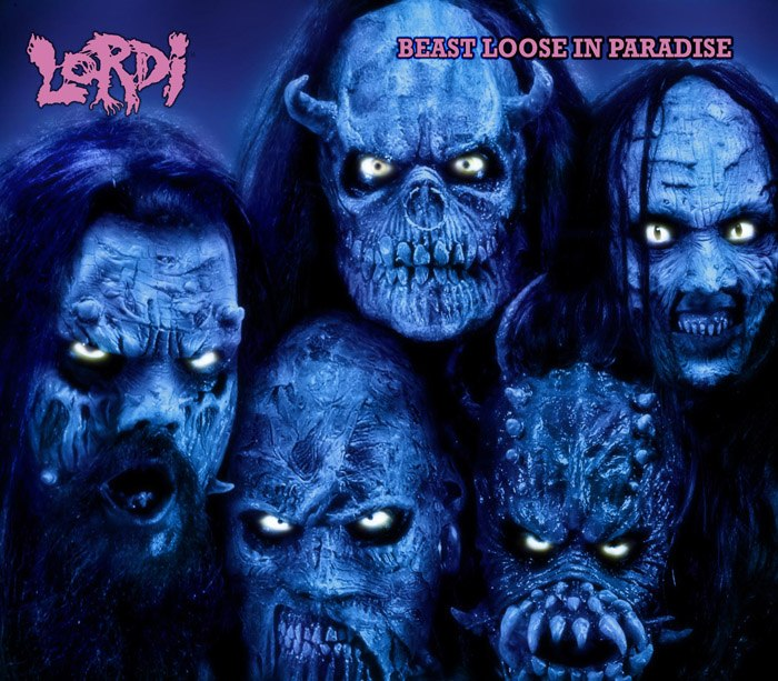 Beast Loose In Paradise Lordi
