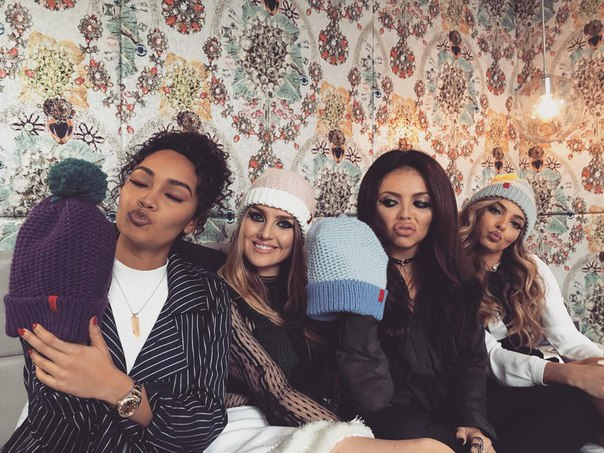 Black Magic (Acoustic Video for Hunger TV) Little Mix