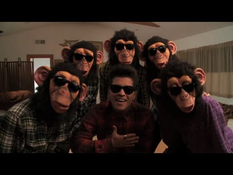 The lazy song Bruno Mars