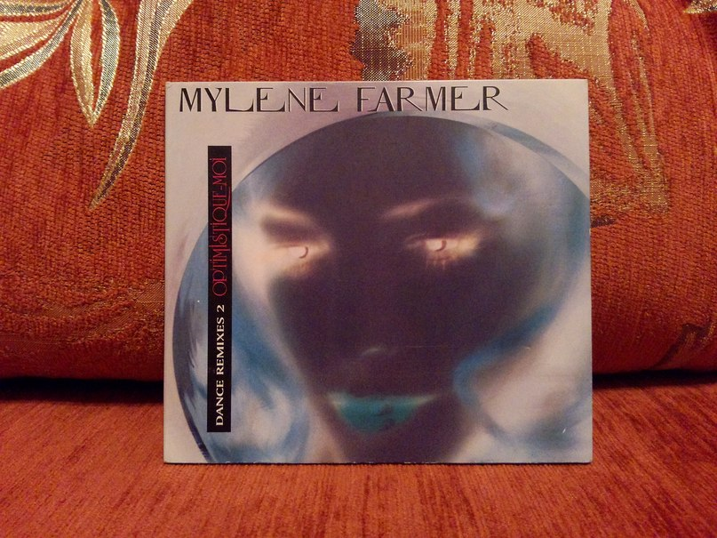 Optimistique-Moi Mylene Farmer