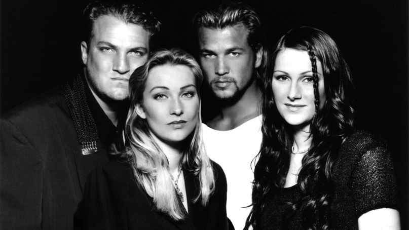 Happy Nation (музыка 90-х) Ace Of Base
