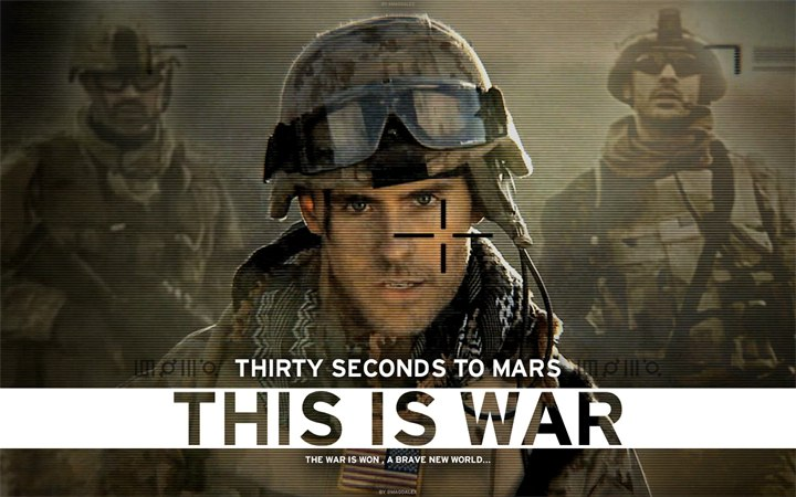 Attack 30 Seconds To Mars