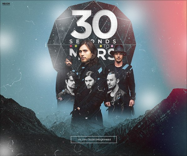 From Yesterday (минус) 30 Seconds to Mars
