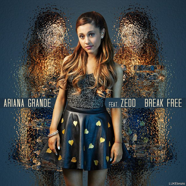 Break Free Ariana Grande Ft. Zedd